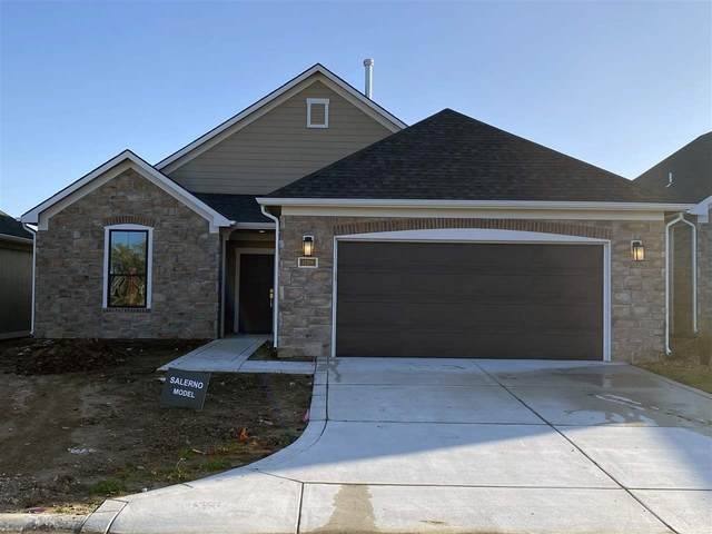 13209 W Naples St Salerno Model, Wichita, KS 67235 (MLS #583932) :: The Boulevard Group
