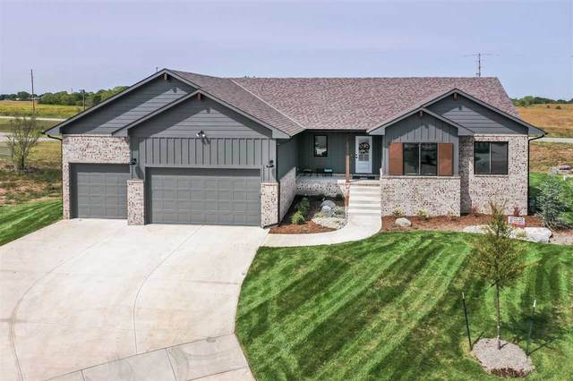 1077 S Arbor Creek, Goddard, KS 67052 (MLS #583935) :: Preister and Partners | Keller Williams Hometown Partners