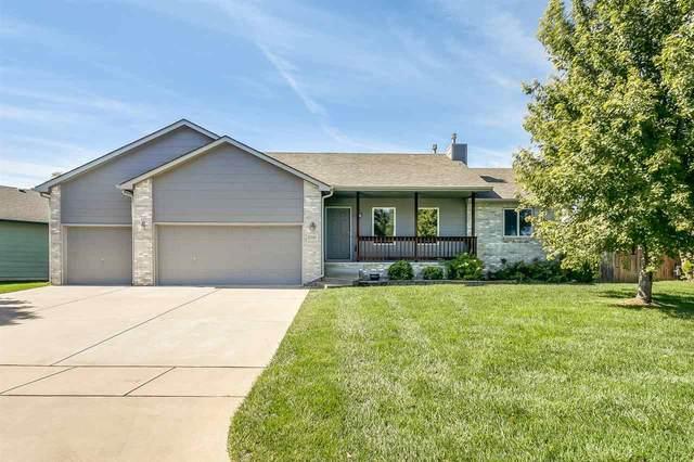 2305 S Covington, Wichita, KS 67209 (MLS #583978) :: Preister and Partners | Keller Williams Hometown Partners
