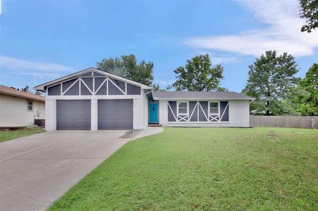 9239 E Lincoln Ct, Wichita, KS 67207 (MLS #584283) :: Keller Williams Hometown Partners