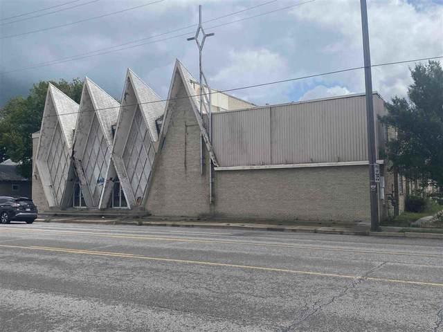 2225 E Central Ave, Wichita, KS 67214 (MLS #584310) :: Keller Williams Hometown Partners