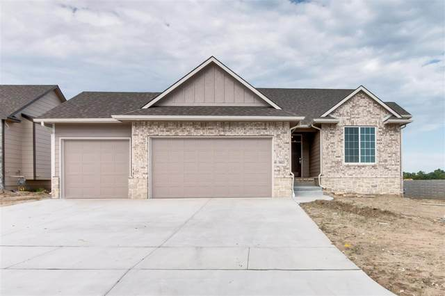5821 E Wildfire St., Bel Aire, KS 67220 (MLS #584318) :: On The Move