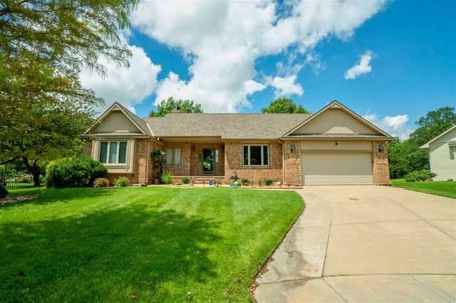 2310 N Ridge Club Cir, Wichita, KS 67205 (MLS #584512) :: Lange Real Estate