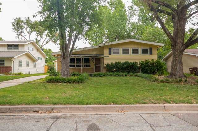 3816 W Bella Vista St, Wichita, KS 67203 (MLS #584536) :: On The Move