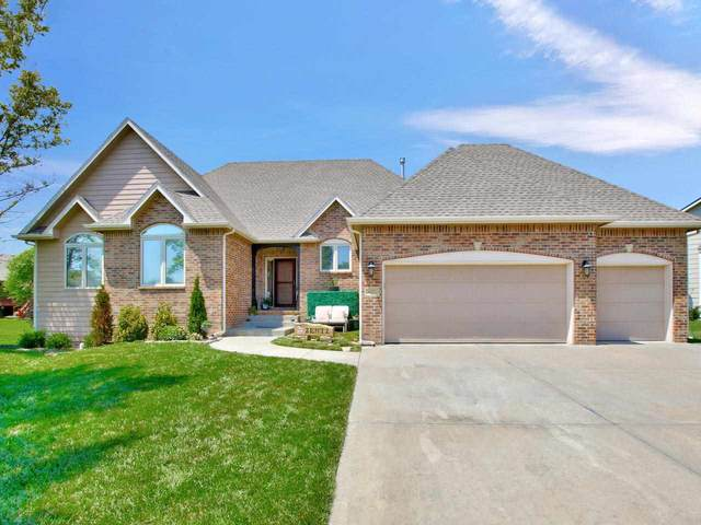 625 N Woodstone Dr, Andover, KS 67002 (MLS #584597) :: Kirk Short's Wichita Home Team