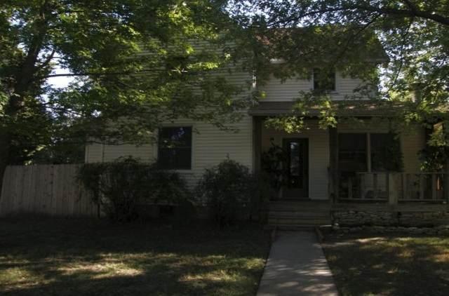 801 E 12TH AVE, Winfield, KS 67156 (MLS #584655) :: Keller Williams Hometown Partners