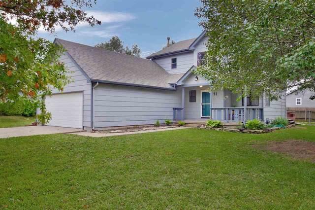 41 Arnold Dr, Augusta, KS 67010 (MLS #584863) :: Lange Real Estate