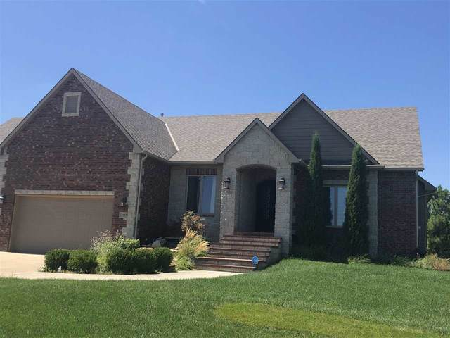 4127 Fiddlers Cove, Maize, KS 67101 (MLS #584941) :: On The Move