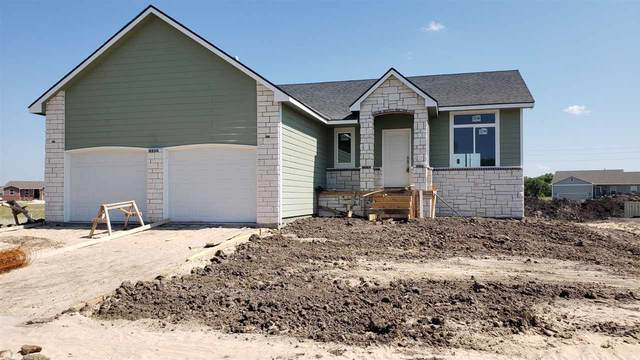 708 N Redbud Ave, Valley Center, KS 67147 (MLS #584963) :: Keller Williams Hometown Partners
