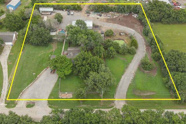 5890 SW Shumway Rd, El Dorado, KS 67042 (MLS #584972) :: Lange Real Estate