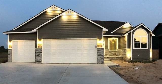 6703 N Silverton, Park City, KS 67219 (MLS #584978) :: Keller Williams Hometown Partners