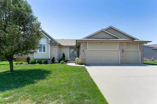2467 N Regency Lakes St, Wichita, KS 67226 (MLS #585092) :: Keller Williams Hometown Partners