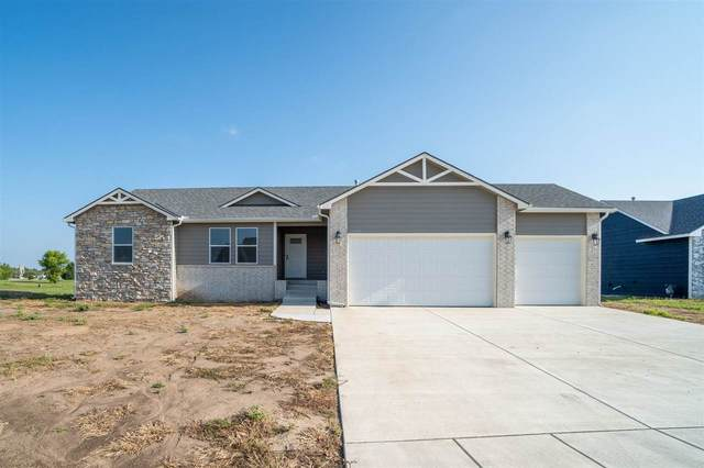 1104 E Park Glen St, Clearwater, KS 67026 (MLS #585103) :: Kirk Short's Wichita Home Team