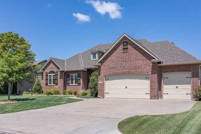 14108 E Ayesbury Circle, Wichita, KS 67228 (MLS #585105) :: Pinnacle Realty Group