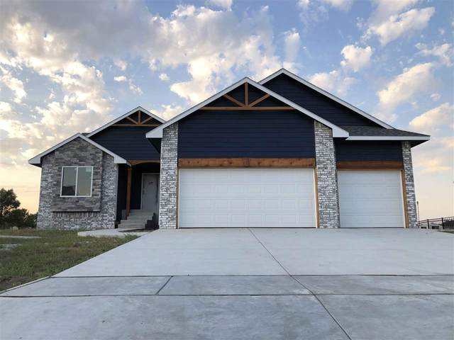 1108 E Park Glen St, Clearwater, KS 67026 (MLS #585109) :: On The Move