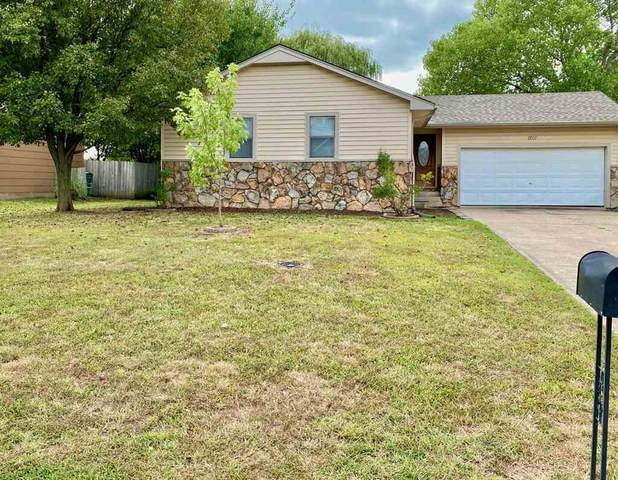 1201 N West St, Rose Hill, KS 67133 (MLS #585175) :: On The Move