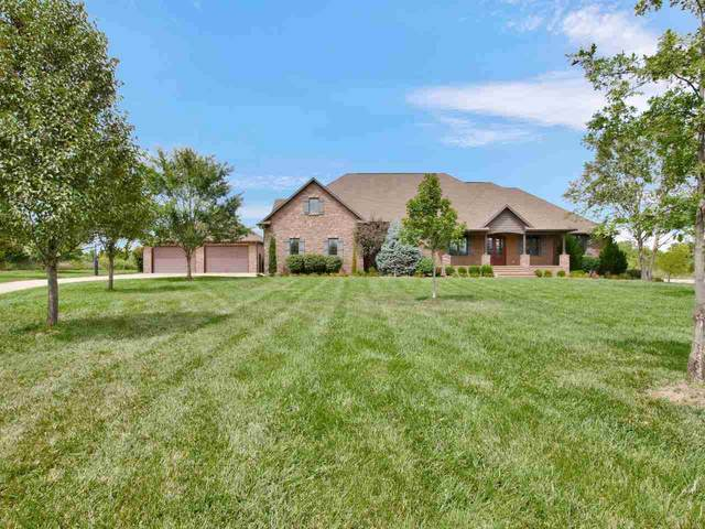 550 E 111th St S, Mulvane, KS 67110 (MLS #585290) :: Pinnacle Realty Group