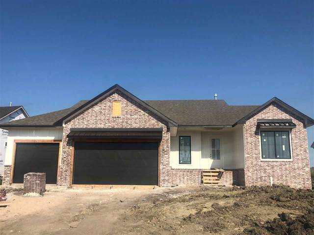 2424 N Bluestone St, Andover, KS 67002 (MLS #585305) :: On The Move