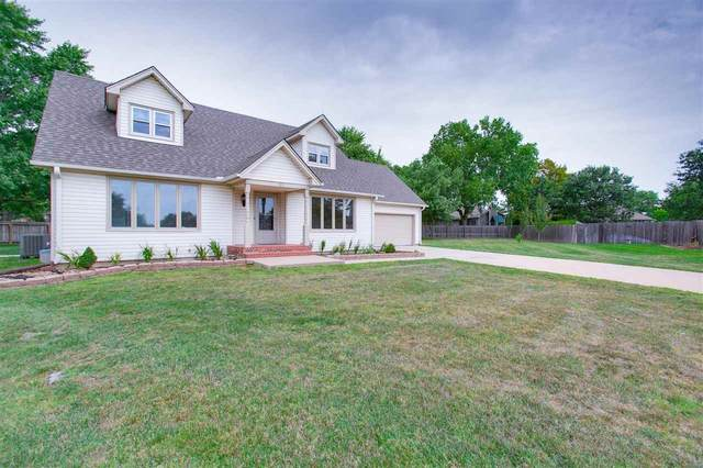 120 Lexington Ct, Andover, KS 67002 (MLS #585416) :: Kirk Short's Wichita Home Team