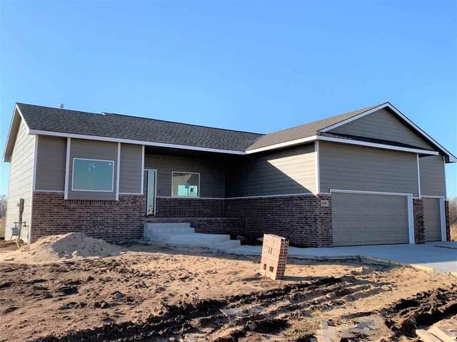 4645 S Flora Ct, Wichita, KS 67215 (MLS #585615) :: Pinnacle Realty Group