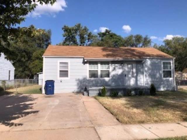 1934 S Palisade Ave, Wichita, KS 67213 (MLS #585628) :: Graham Realtors