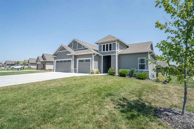 986 N Cedar Brook Cir, Mulvane, KS 67110 (MLS #585745) :: Keller Williams Hometown Partners