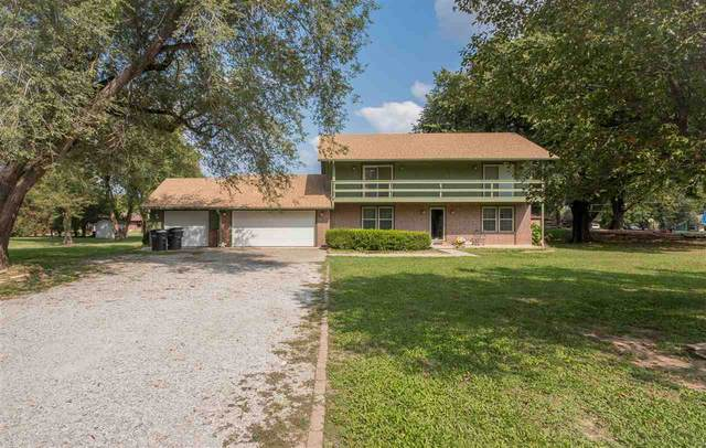 1704 Bullard Dr, Arkansas City, KS 67005 (MLS #585843) :: Kirk Short's Wichita Home Team