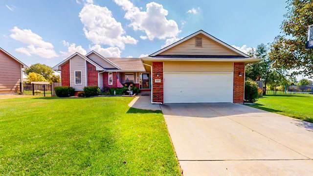 3929 N Lake Ridge Ct, Wichita, KS 67205 (MLS #585870) :: Graham Realtors