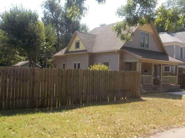 1014 S Main St, Wichita, KS 67213 (MLS #585999) :: Keller Williams Hometown Partners