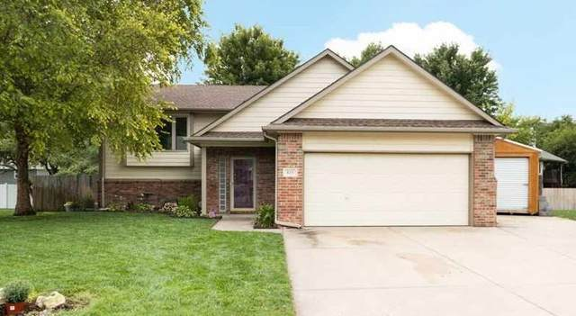 815 Carriage Ct, Maize, KS 67101 (MLS #586049) :: Preister and Partners | Keller Williams Hometown Partners