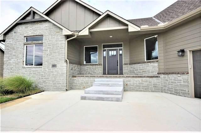 863 E Rough Creek Ct, Derby, KS 67037 (MLS #586099) :: Pinnacle Realty Group