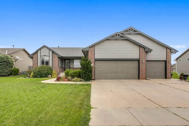 1102 N Oak Ridge Ave., Goddard, KS 67052 (MLS #586243) :: Pinnacle Realty Group