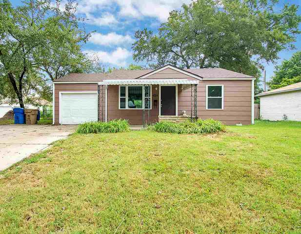 4514 S Oak Ave, Wichita, KS 67217 (MLS #586260) :: Keller Williams Hometown Partners