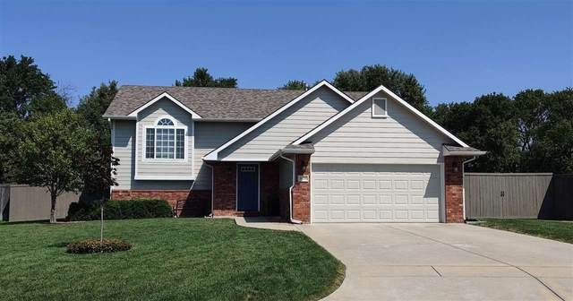 12218 E Mainsgate St, Wichita, KS 67226 (MLS #586261) :: Graham Realtors