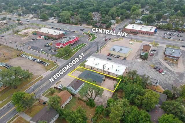 603 N Edgemoor Dr, Wichita, KS 67208 (MLS #586294) :: Keller Williams Hometown Partners