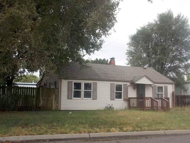 2945 N Wellington Pl, Wichita, KS 67204 (MLS #586321) :: Preister and Partners   Keller Williams Hometown Partners
