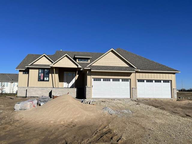 3682 N Bristol Ct., Wichita, KS 67226 (MLS #586337) :: Kirk Short's Wichita Home Team