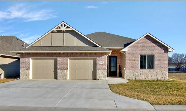 12512 W Cindy, Wichita, KS 67235 (MLS #586355) :: Graham Realtors