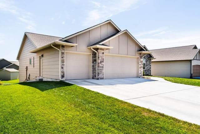 978 N Cedar Brook Cir, Mulvane, KS 67110 (MLS #586412) :: Graham Realtors