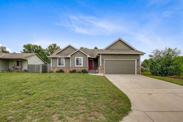 921 W 50th St. S., Wichita, KS 67217 (MLS #586488) :: Keller Williams Hometown Partners