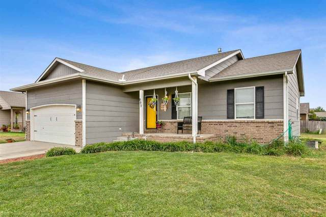 803 N Longview Ct, Valley Center, KS 67147 (MLS #586512) :: Pinnacle Realty Group