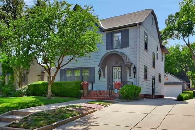 229 N Terrace Dr., Wichita, KS 67208 (MLS #586533) :: Pinnacle Realty Group