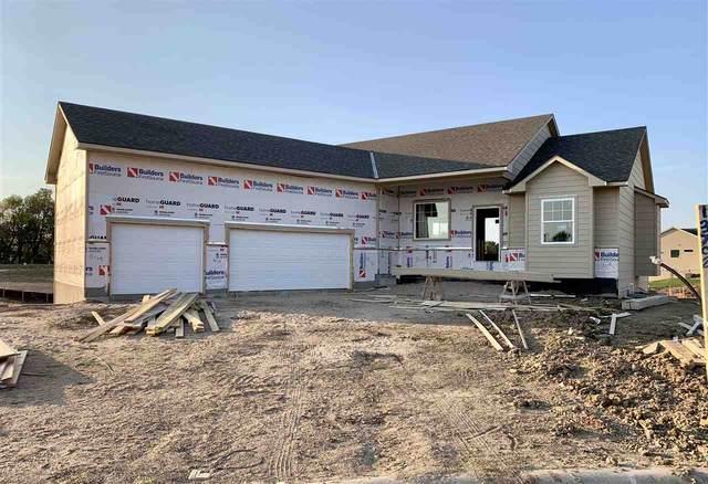 13702 E Morris Cir, Wichita, KS 67230 (MLS #586582) :: Preister and Partners | Keller Williams Hometown Partners