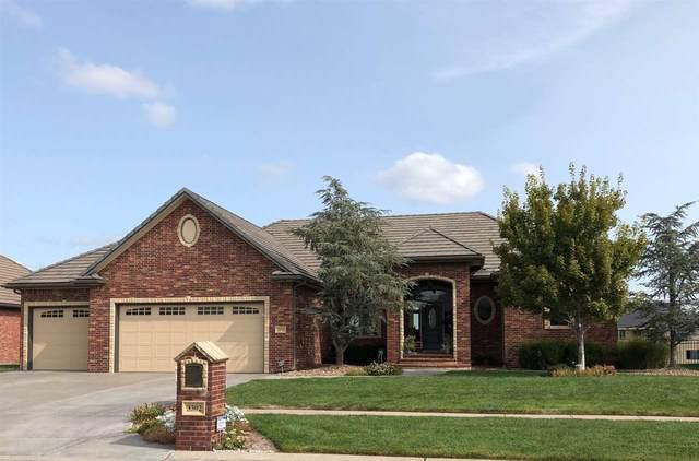 3302 W Bayview, Wichita, KS 67204 (MLS #586591) :: Keller Williams Hometown Partners