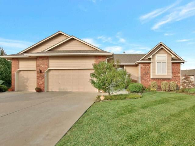 12121 E Zimmerly Ct, Wichita, KS 67207 (MLS #586607) :: Graham Realtors