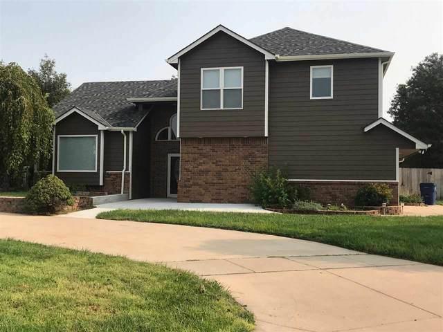 12506 W Rolling Hills Ct, Wichita, KS 67235 (MLS #586613) :: Graham Realtors