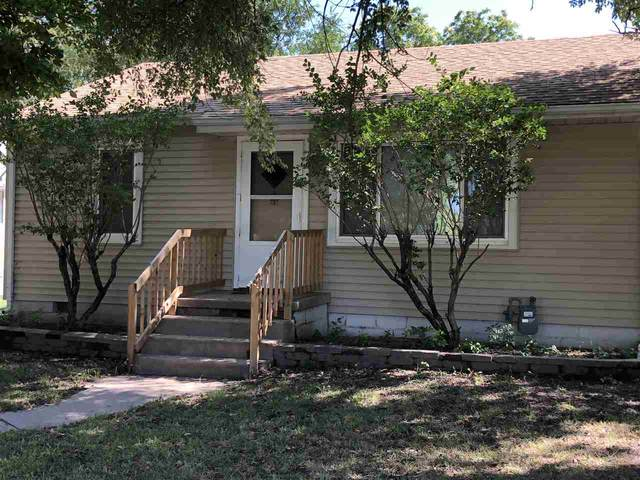 514 S Kansas Ave, Newton, KS 67114 (MLS #586673) :: Pinnacle Realty Group