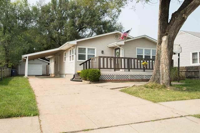 115 N Orchard St, El Dorado, KS 67042 (MLS #586713) :: Graham Realtors