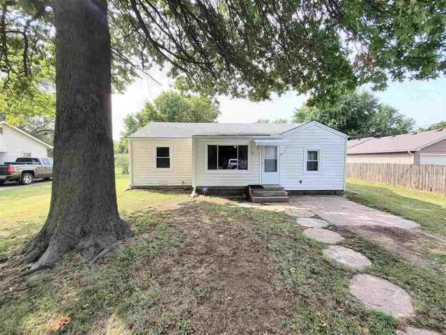 1001 W 47th St North, Wichita, KS 67204 (MLS #586737) :: Keller Williams Hometown Partners