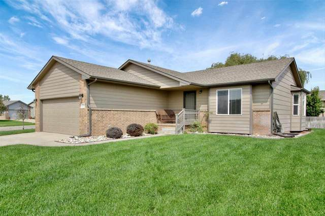 2338 S Upland Hills St, Wichita, KS 67235 (MLS #586744) :: Keller Williams Hometown Partners